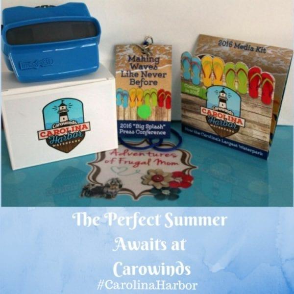 The Perfect Summer Awaits at Carowinds