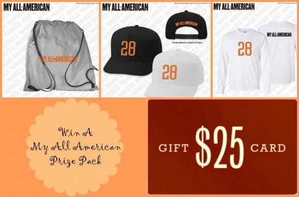 My All American Prize Pack
