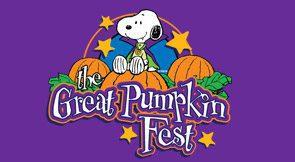 Great Pumpkin Fest Ticket Giveaway