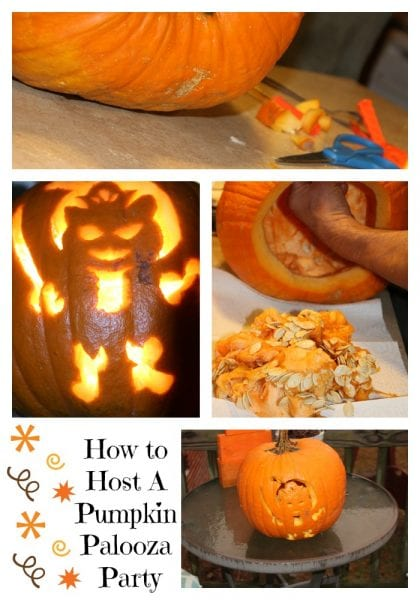 How to Host a Pumpkin Palooza Party