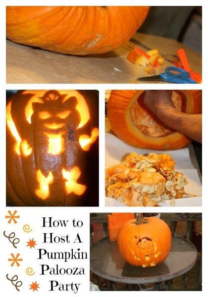 How to Host a Pumpkin Palooza Party