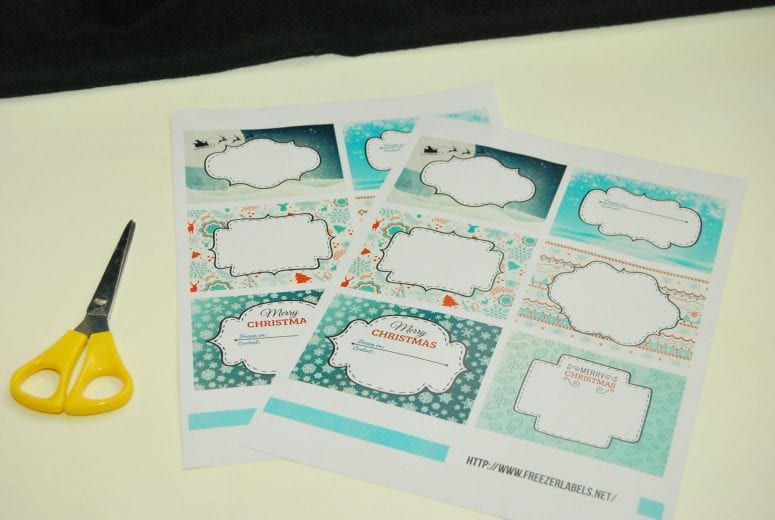 Fun and Frugal Christmas Decorations with Free Christmas Printables