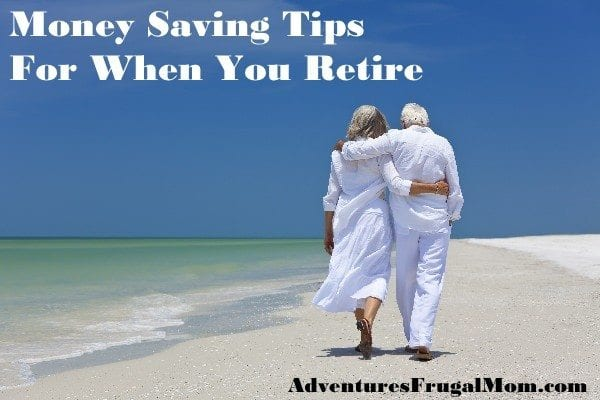 money saving retirement tips