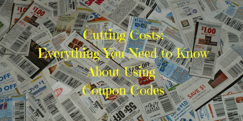 Cutting Costs: Everything You Need To Know About Using Coupon Codes