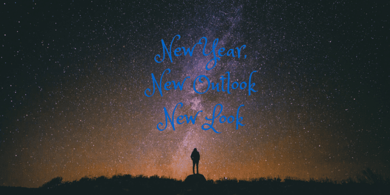 New Year, New Outlook, New Look