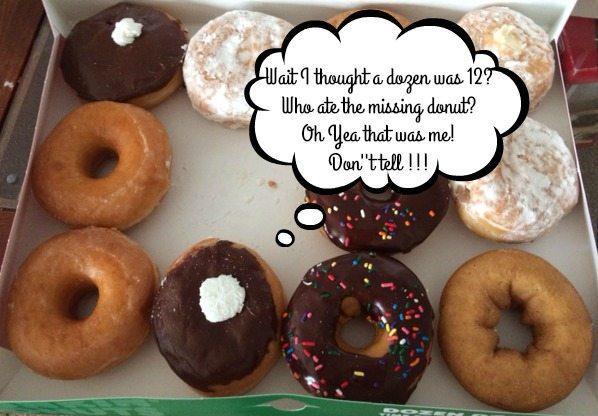 dunkin donuts dozen