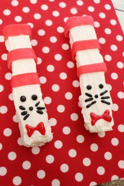 Cat in the Hat Rice Krispies