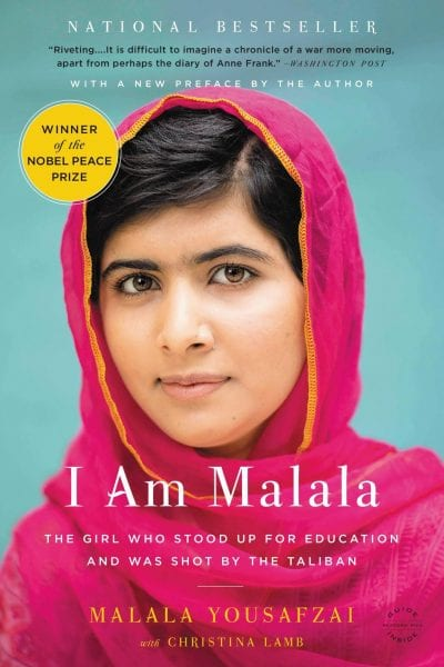 He Named Me Malala Book Giveaway