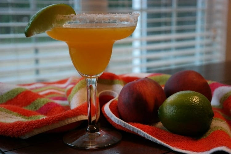 Peach Margarita Madness