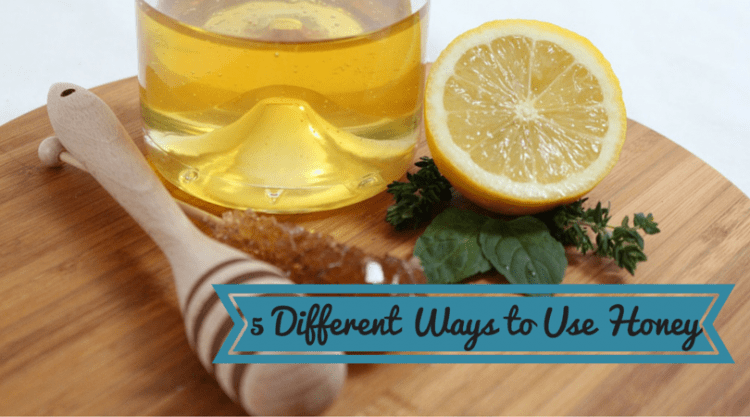 5 Different Ways to Use Honey