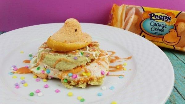 Creamsicle Peeps Smores 9