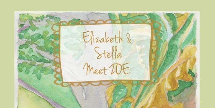 Elizabeth & Stella Meet Zoe