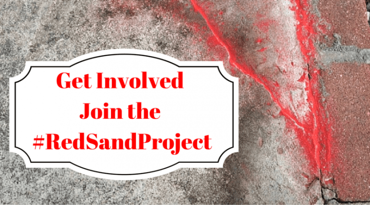 Get Involved Join The Red Sand Project