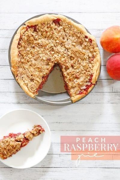 Peach-Raspberry-Pie