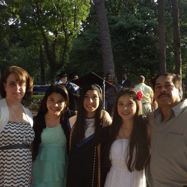 maddie graduation
