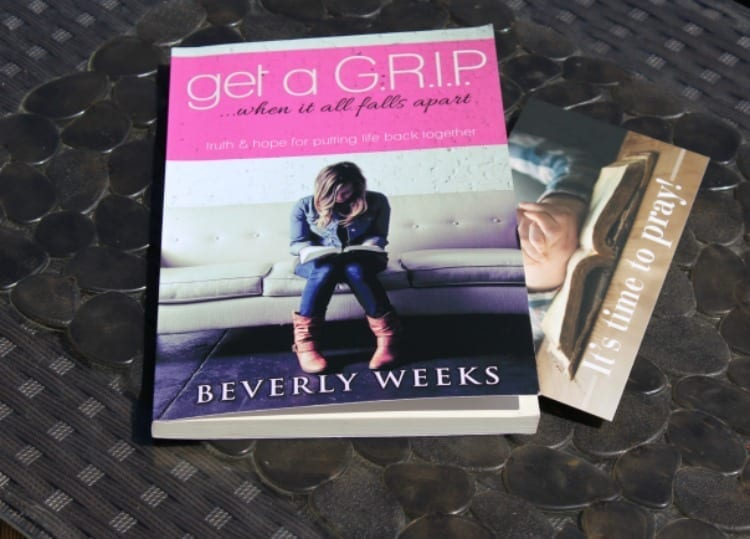 Get A GRIP and Read Beverly Weeks New Book
