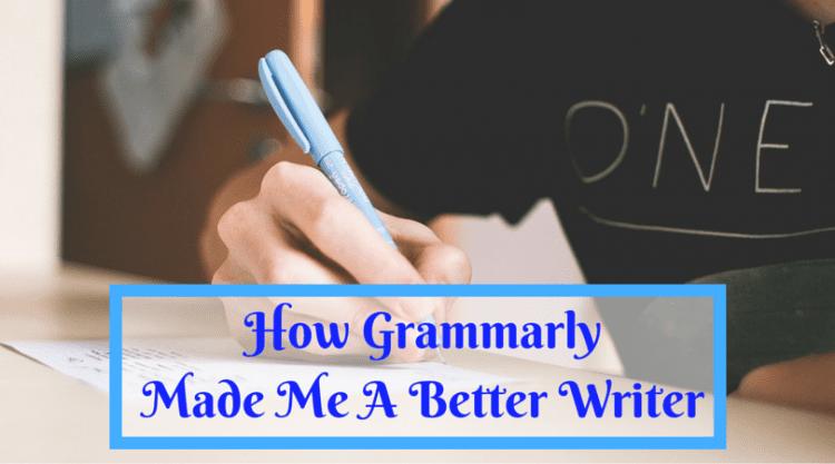 How Grammarly Made Me a Better Writer