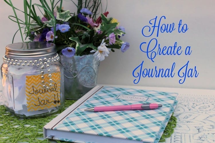 How to Create a Journal Jar