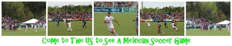 mexican soccer game