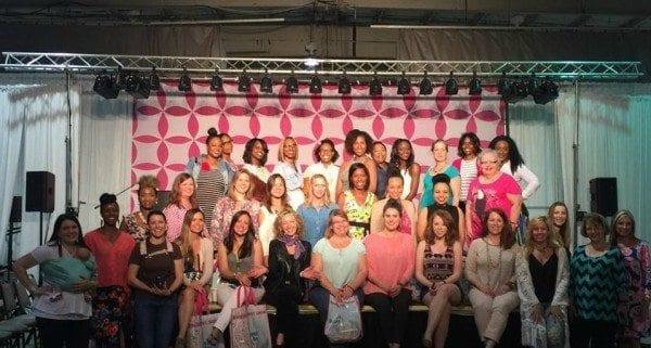 trifabb meetup southern women's show