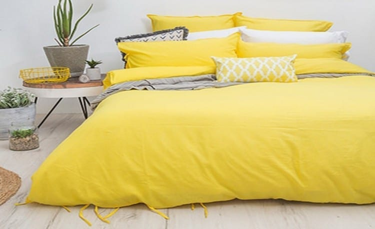 "13 tricks to get ""Bright Yellow"" in your room"