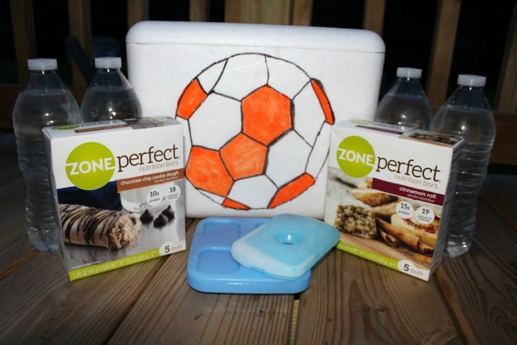 The Perfect Soccer Mom Snack Kit