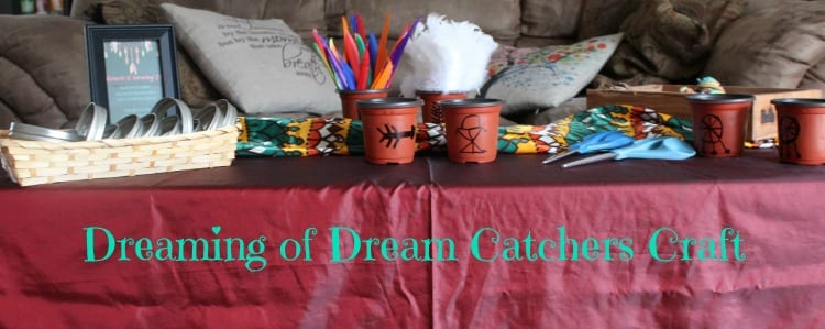 dream catchers craft
