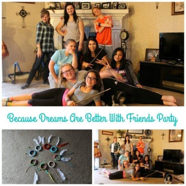 dreams party