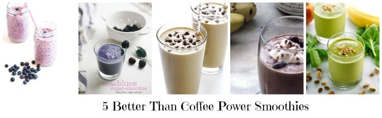 5 Better-Than-Coffee Power Smoothies You Can Make With Your NutriBullet