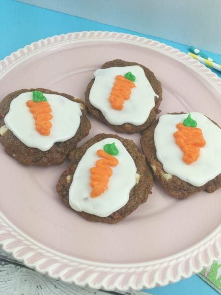 Honoring My Dad This Father's Day With A Carrot Cake Cookie Recipe