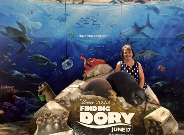 Finding Dory : A Must See Movie For the Whole Family