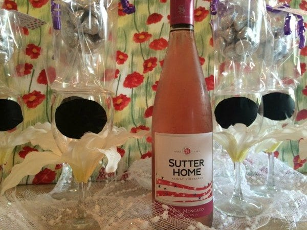 Sutter Home Wine Glasses