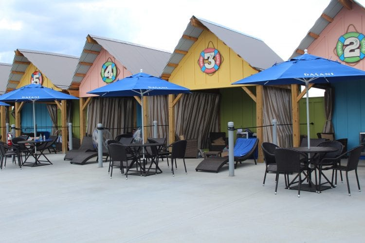 Living The Cabana Life at Carowinds