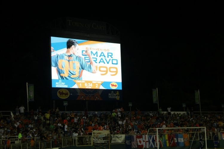 An Awesome Night : Railhawks, Hammers, and Bravo Announcement