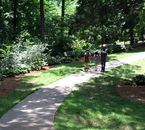 exploring tanger gardens