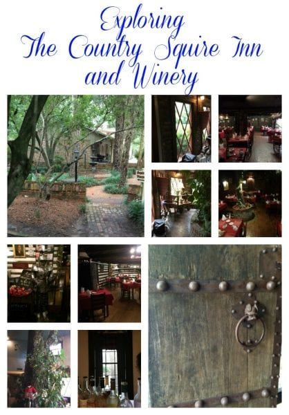 The Country Squire Pinterest
