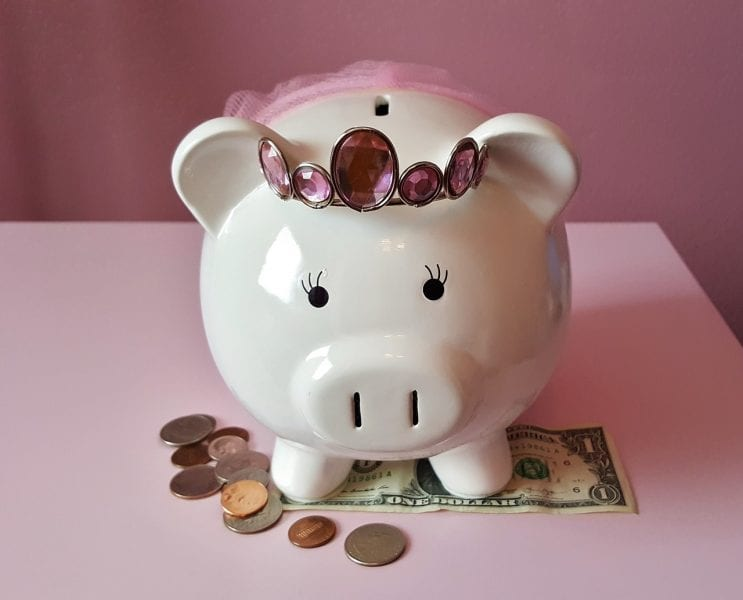 Filling the Family Piggy Bank: Strategies for Putting Some Money Aside While Raising Children