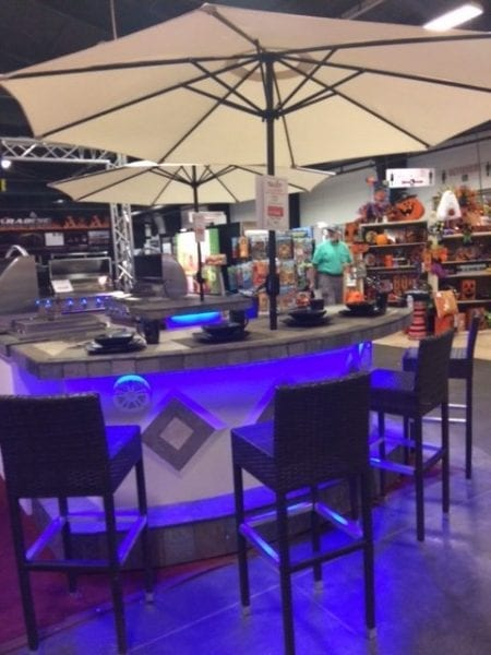 outdoor bar southern ideal home show