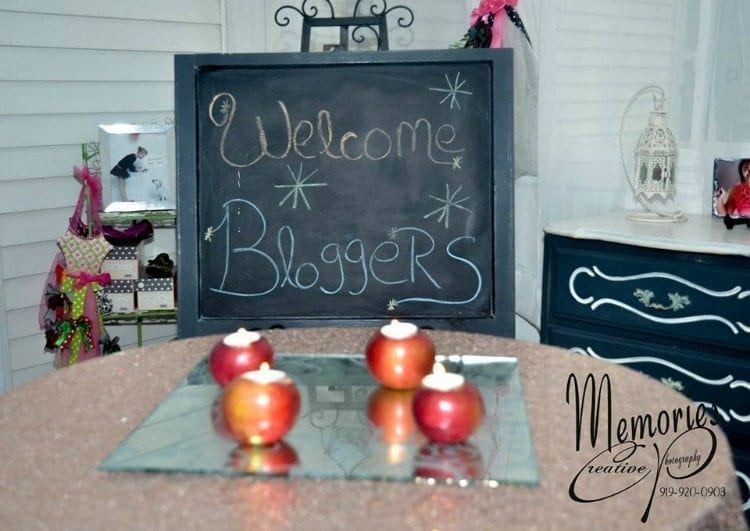 NCBN Event : Blogging With a Princess