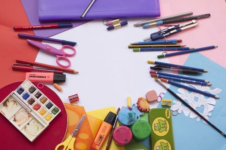 Four Tips For Stocking Up On School Supplies