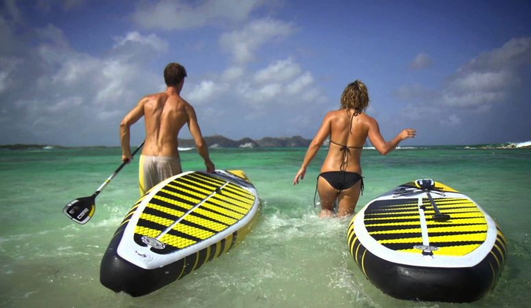 Delightful Locations to Sight See on a Paddle Board