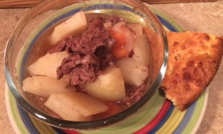 Easy and Nutritious Pot Roast