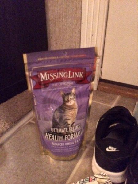 The Missing Link Feline Formula