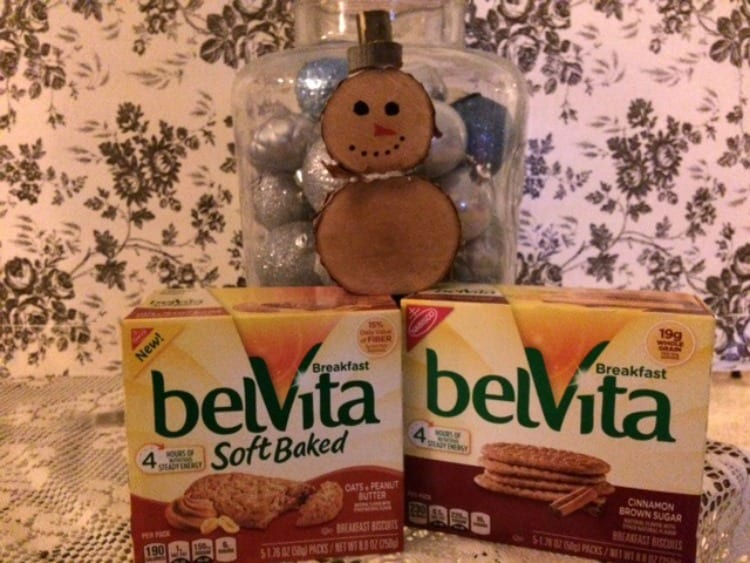 Grab and Go After Break Breakfast #belVitaWalmart