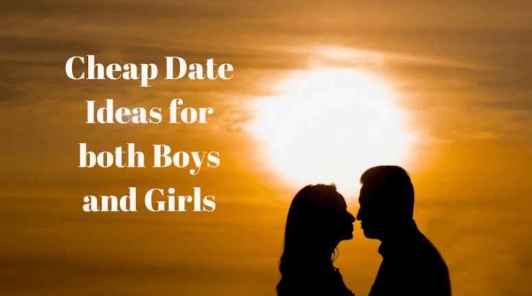 Cheap Date Ideas For Both Boys And Girls