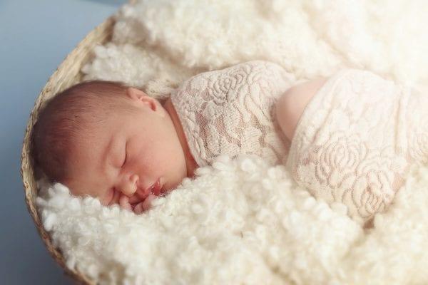 How much sleep newborn need