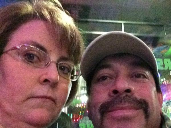 Raul and I Tijuana Flats