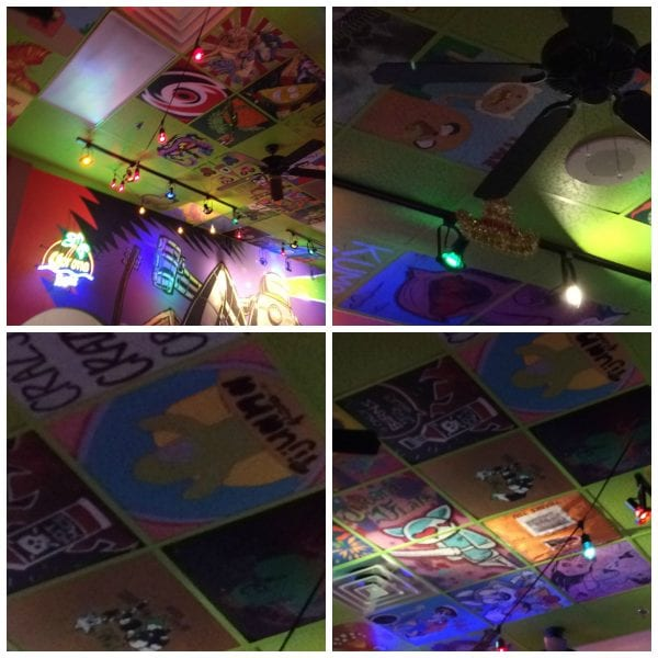 Tijuana Flats Ceiling Tiles