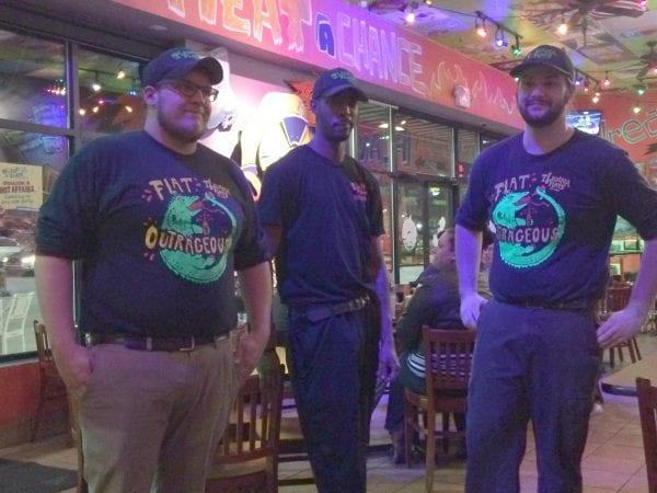 Tijuana Flats Chefs