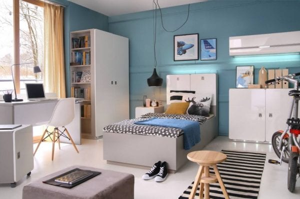 Converting Nursery into kids room